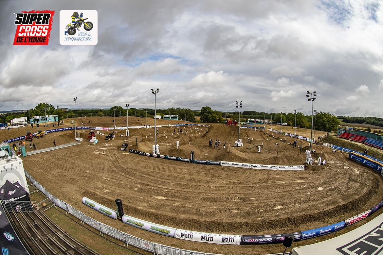 Circuit Supercross du Moto CLub Brienon