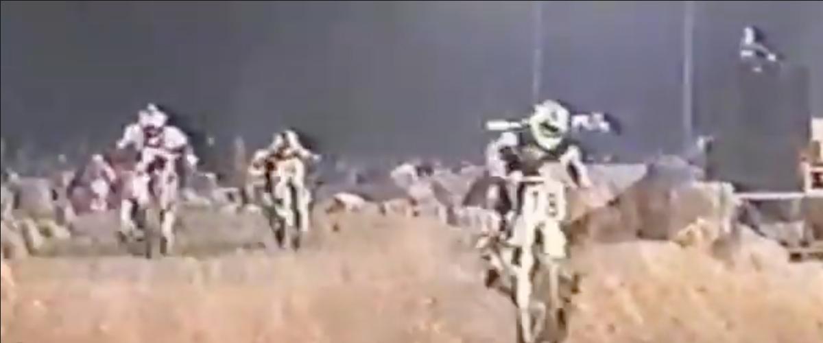 1er Supercross sur le terrain des morillons à Brienon-sur-Armançon
