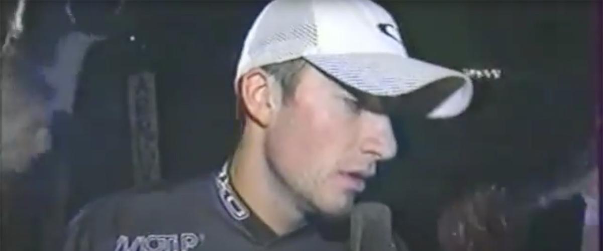 Eric SORBY Champion de France de Supercross