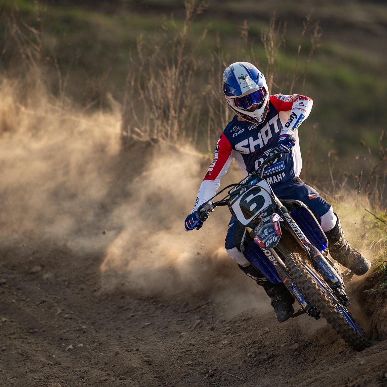 Thomas Ramette Compte-Rendu Motocross Mâcon 2021