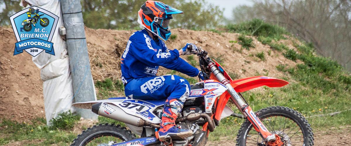 Moto Club Brienon - Championnat Bourgogne Franche-Comté Trophée Ouest - Résultats 2018