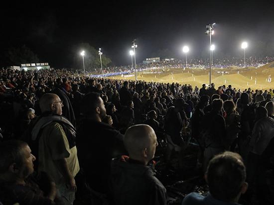 Supercross de l'Yonne 2021 - Les remerciements du Moto Club Brienon