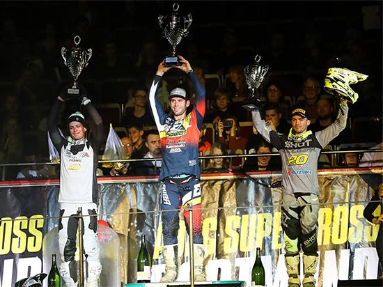 Thomas Ramette - Compte Rendu Supercross DORTMUND 2020