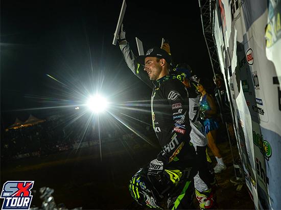 Thomas Ramette - Compte Rendu Supercross de la Tremablde 2018