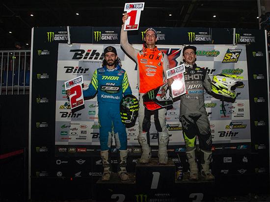 Thomas Ramette - Compte Rendu Supercross Genève 2019