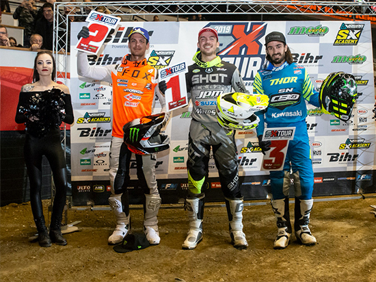 Thomas Ramette - Compte Rendu Supercross Lyon 2019