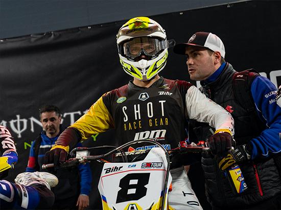 Thomas Ramette - Ween-end Poisitif Supercross Paris 2019