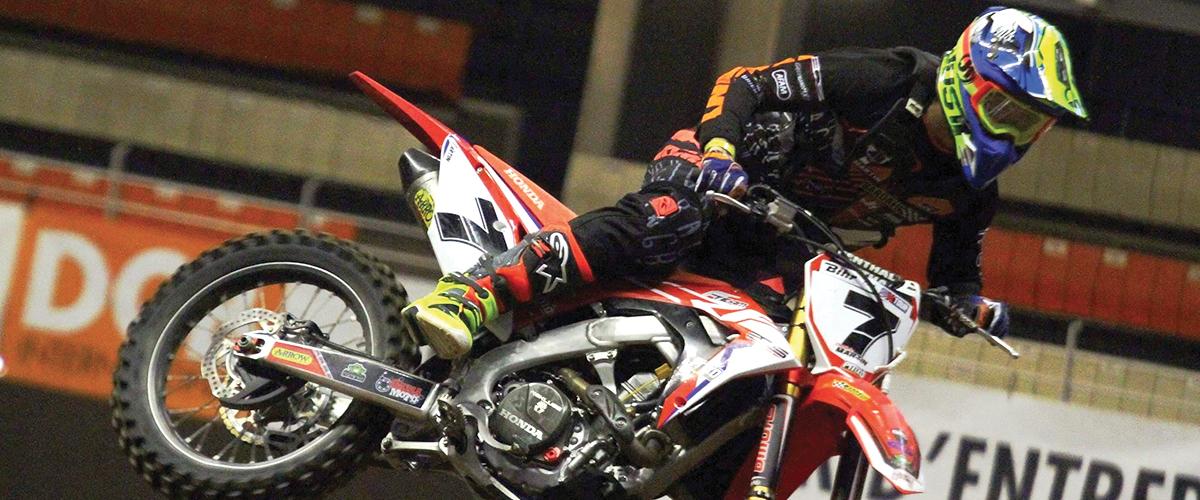 Christophe Martin - Supercross Lyon 2018