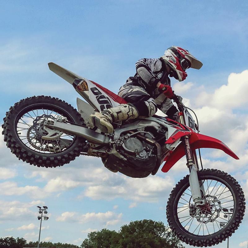Dimitri Rappeneau - Pilote du Moto Club Brienon