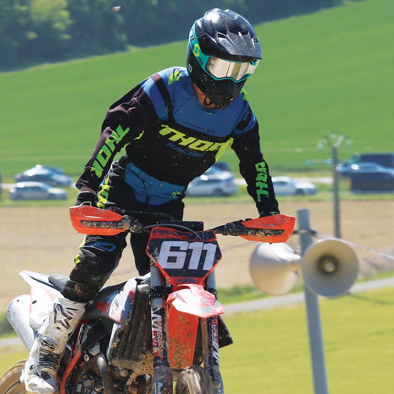 Renaud Renard - Pilote du Moto Club Brienon