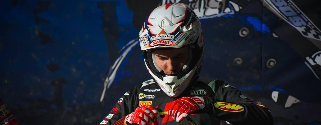 Thomas Ramette -  Victoire lors du SX International d'Herning 2018