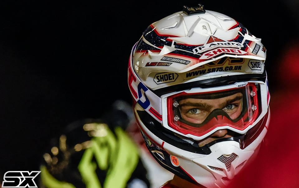 Thomas Ramette - Race Report : Seconde place à Montpellier pour l'ouverture du Championnat de France SX 2017