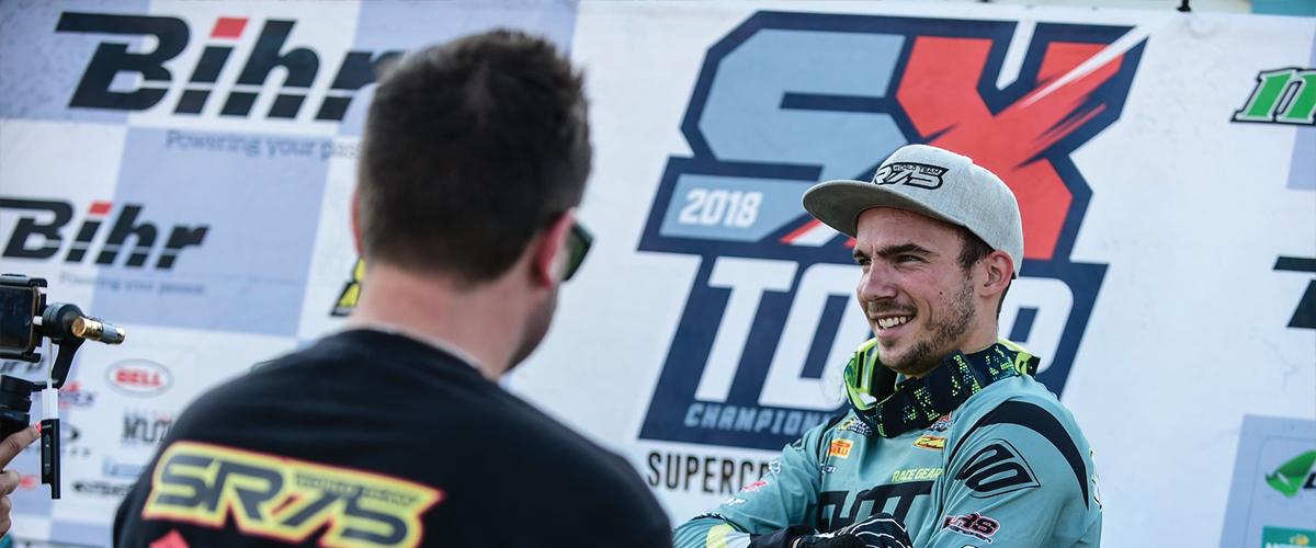 Thomas Ramette - Supercross de l'Yonne 2018