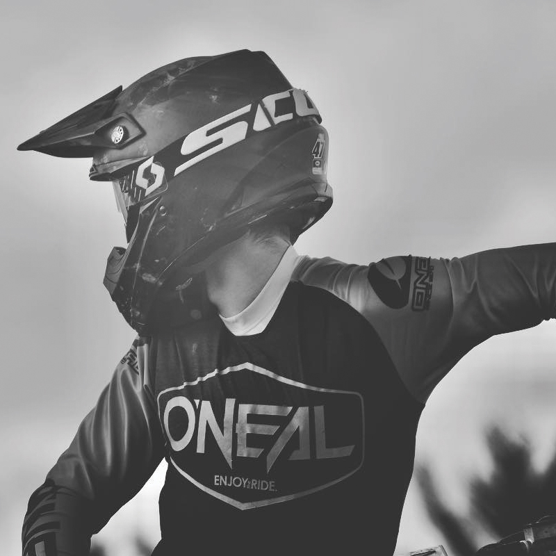 Theo Chamberaud - Pilote du Moto Club Brienon