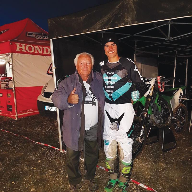 Tristan Bajard- Race Report Supercross de Auvergne 2019