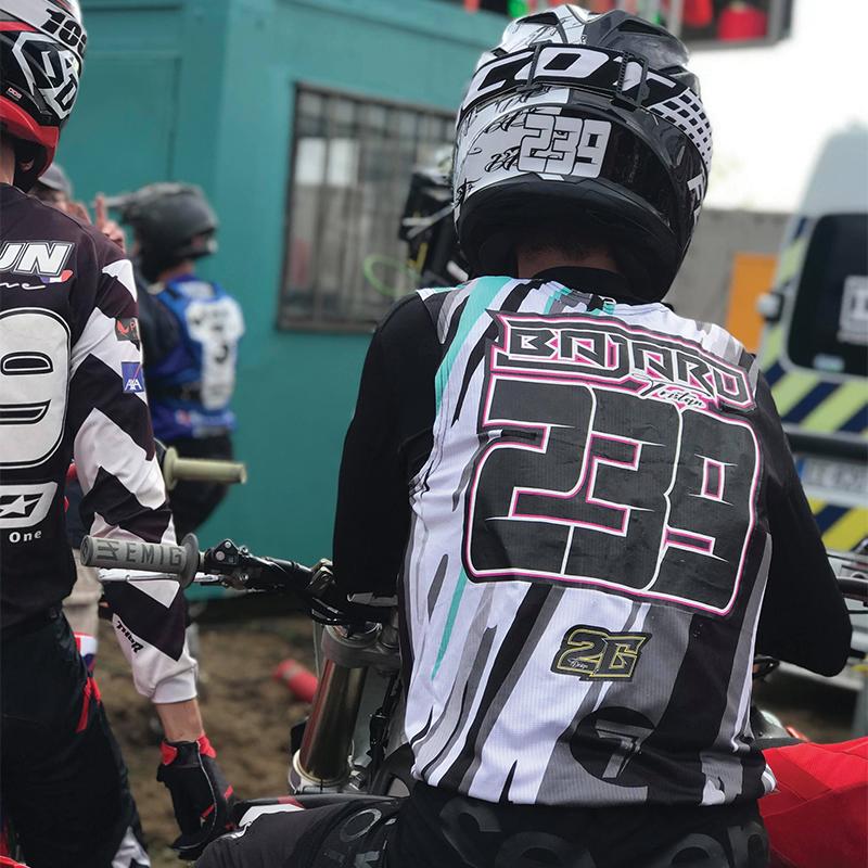 Tristan Bajard- Race Report Supercross de l'Yonne 2019