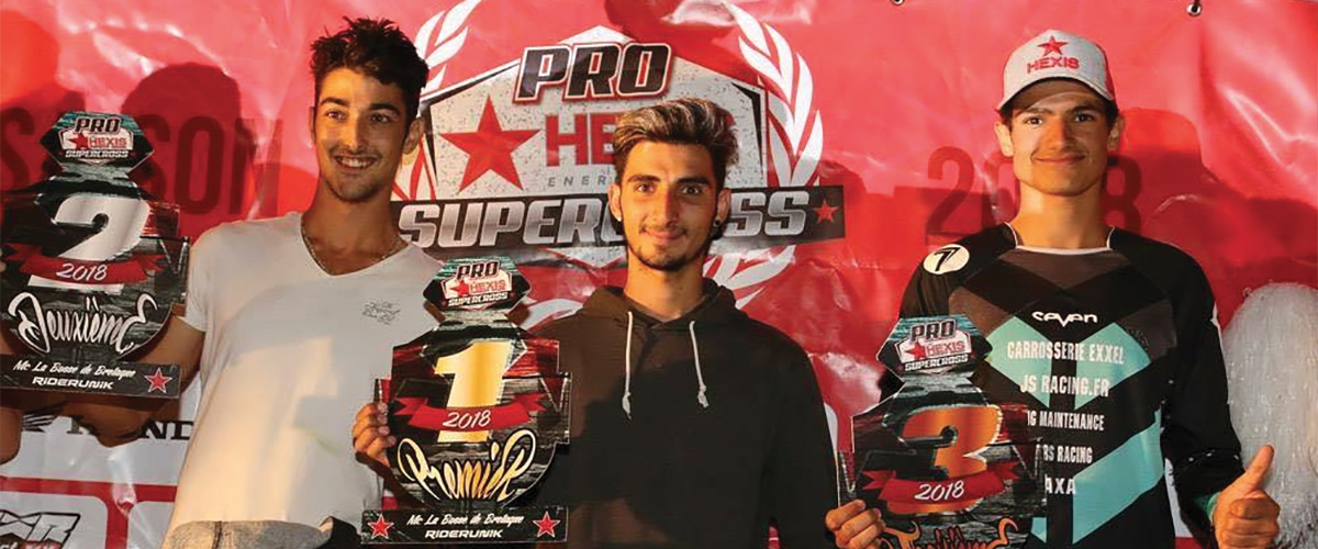 Race report Prohexis Supercross La Bosse de Bretagne 2018
