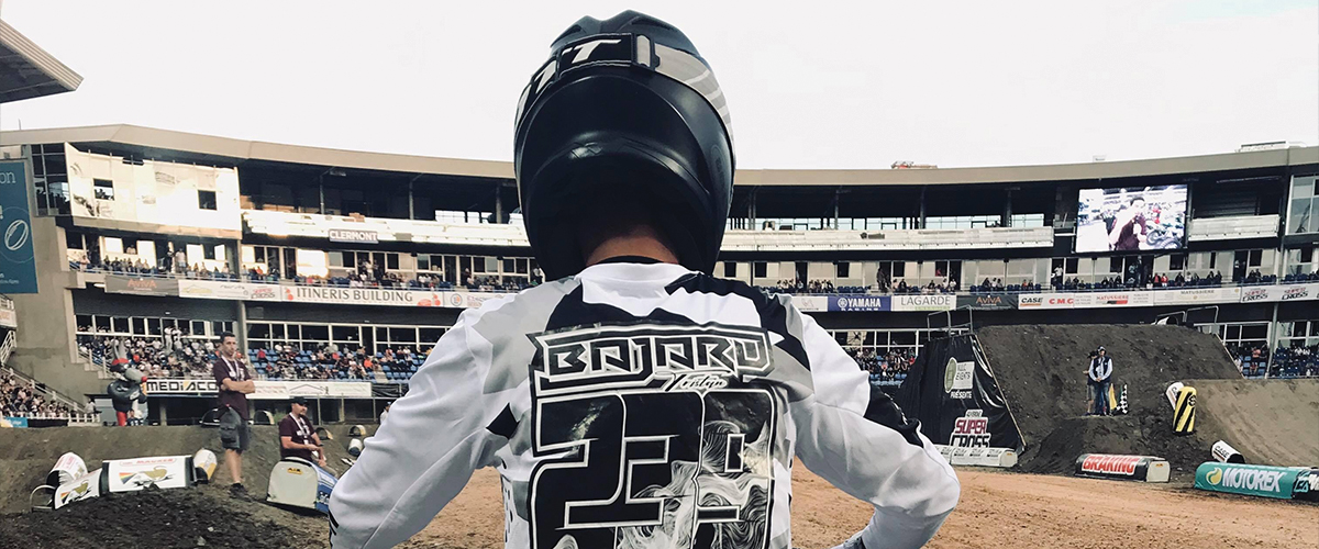 Tristan Bajard - Supercross Auvergne 2019
