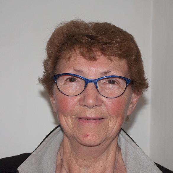 Colette Grenon - Secrétaire adjointe du Moto Club Brienon