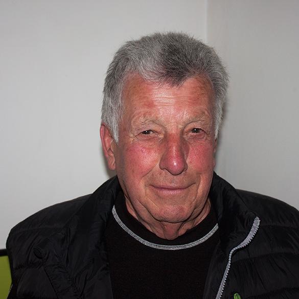 Louis Felicien - 1er Vice-Président du Moto Club Brienon