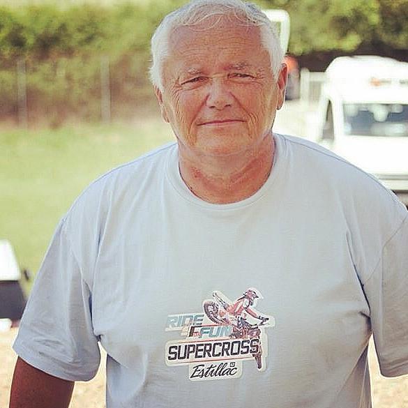 Yannick Ongaro - Président du Moto Club Brienon